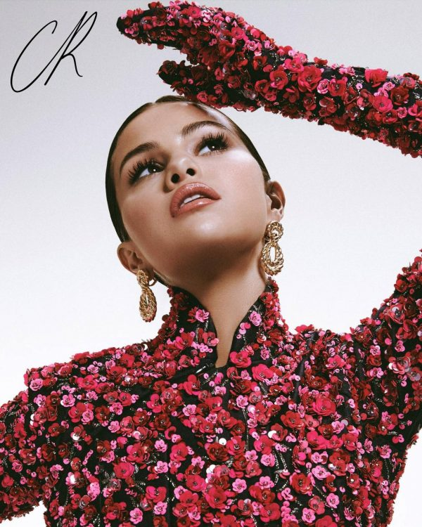 Selena Gomez CR Fashion Book China November 2020 Issue 11