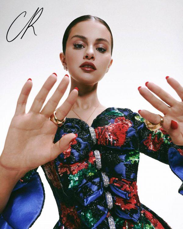 Selena Gomez CR Fashion Book China November 2020 Issue 13