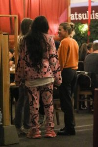 Sofia Richie On a dinner date in Los Angeles 22
