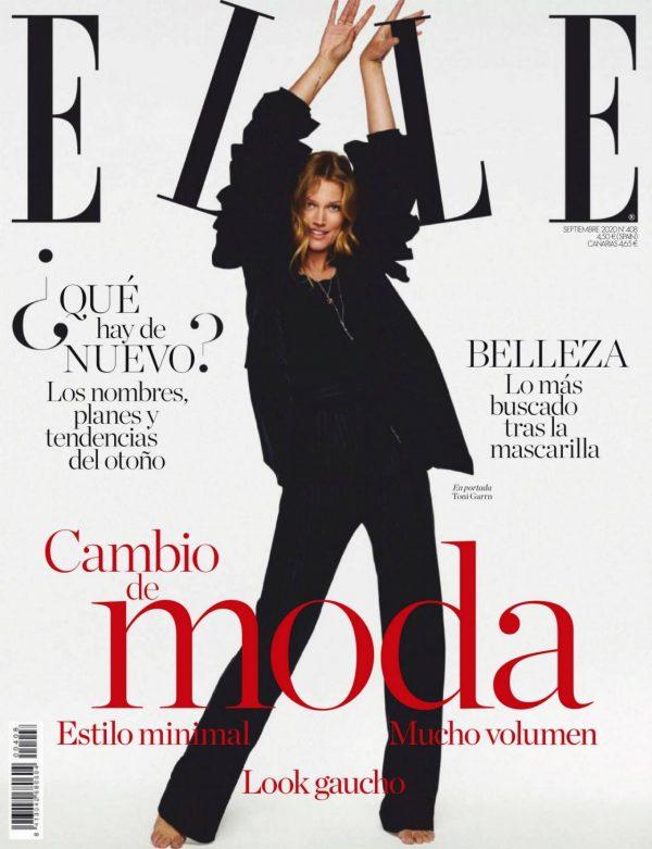 Toni Garrn ELLE Magazine Spain September 2020 02