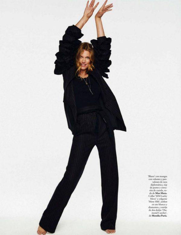 Toni Garrn ELLE Magazine Spain September 2020 04