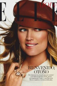Toni Garrn ELLE Magazine Spain September 2020 09