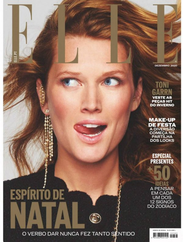 Toni Garrn ELLE Magazine Spain September 2020 13