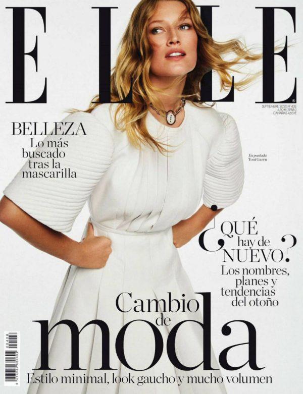Toni Garrn ELLE Magazine Spain September 2020 17