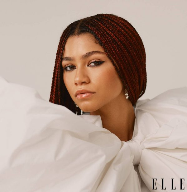 Zendaya Coleman Elle Magazine December 2020 January 2021 issue 06