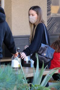 Chloe Bennet Seen at Erewhon Market in Los Angeles 01