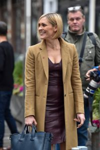 Jenni Falconer Seen after Smooth Radio show in London 05