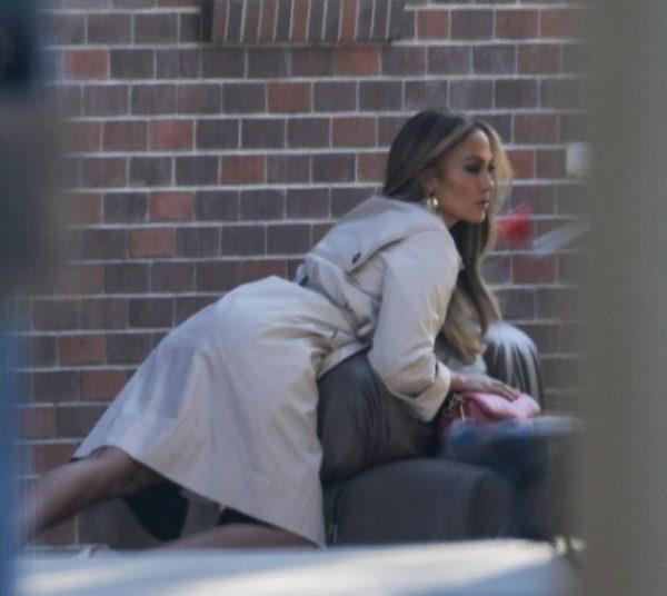 Jennifer Lopez Photoshoot Candids in Los Angeles 05