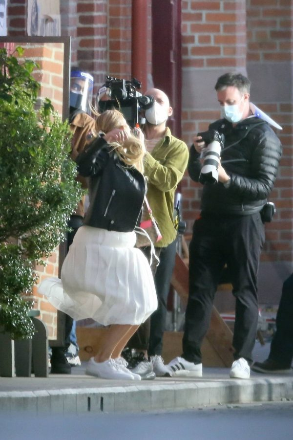 Jennifer Lopez Photoshoot Candids in Los Angeles 12