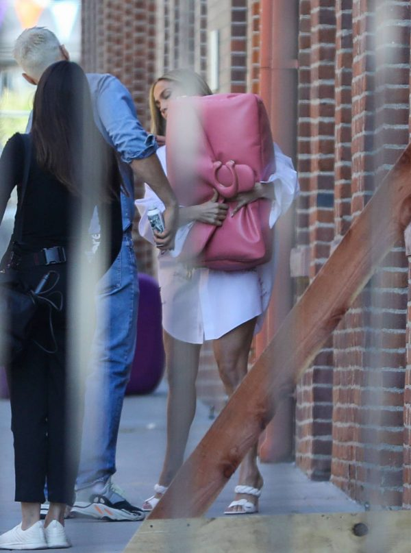 Jennifer Lopez Photoshoot Candids in Los Angeles 18