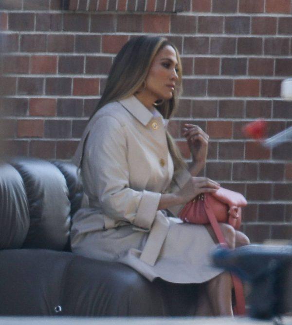 Jennifer Lopez Photoshoot Candids in Los Angeles 19