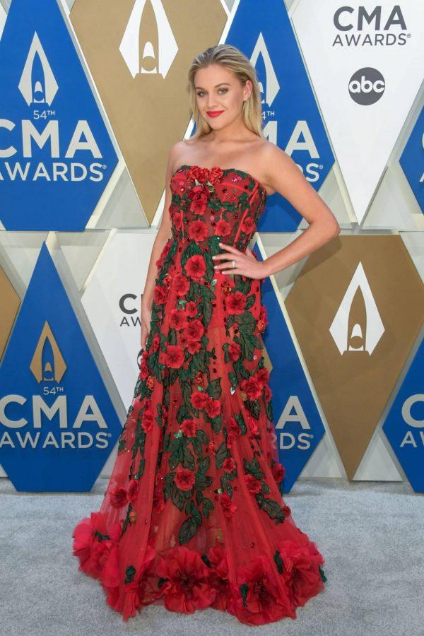 Kelsea Ballerini 2020 CMA Awards in Nashville 02