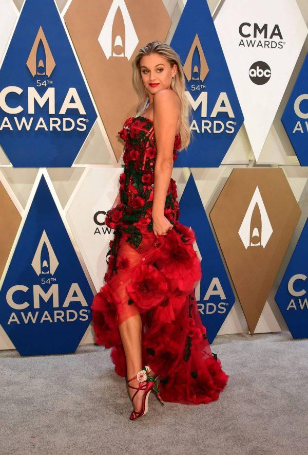 Kelsea Ballerini 2020 CMA Awards in Nashville 06
