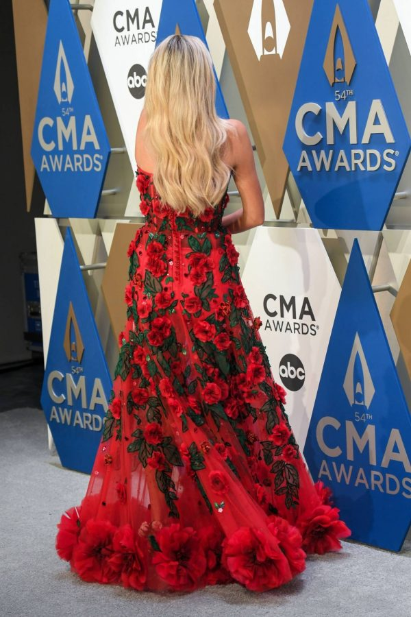 Kelsea Ballerini 2020 CMA Awards in Nashville 10
