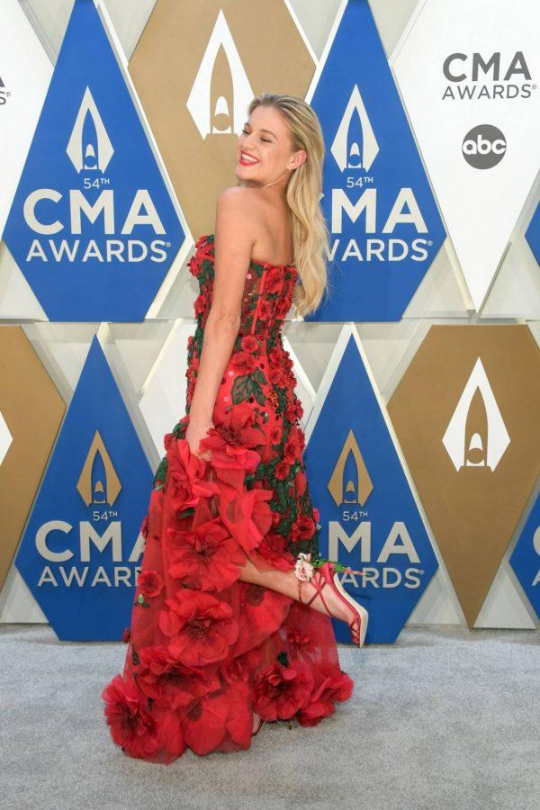 Kelsea Ballerini 2020 CMA Awards in Nashville 14