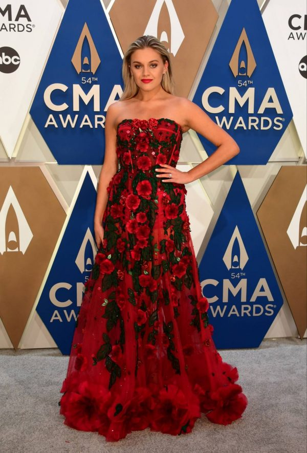Kelsea Ballerini 2020 CMA Awards in Nashville 15