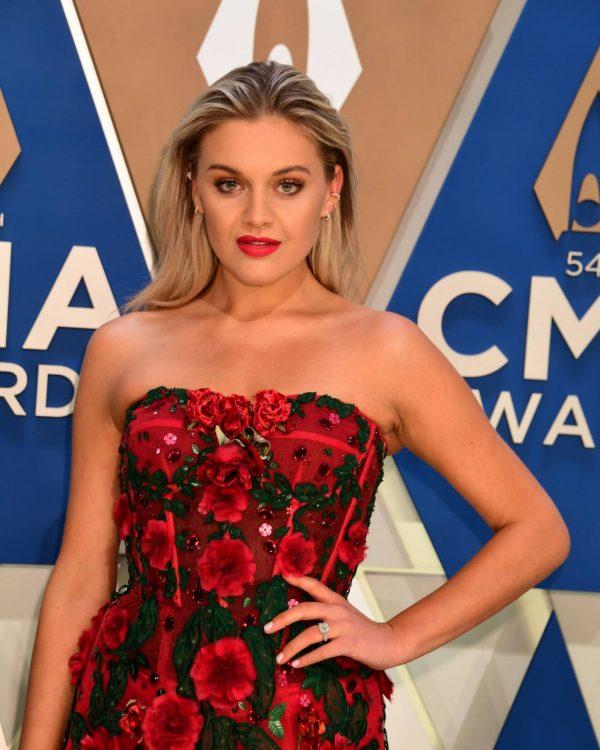 Kelsea Ballerini 2020 CMA Awards in Nashville 17