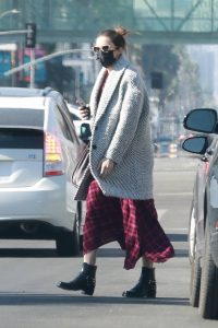 Mandy Moore out in Los Angeles 16