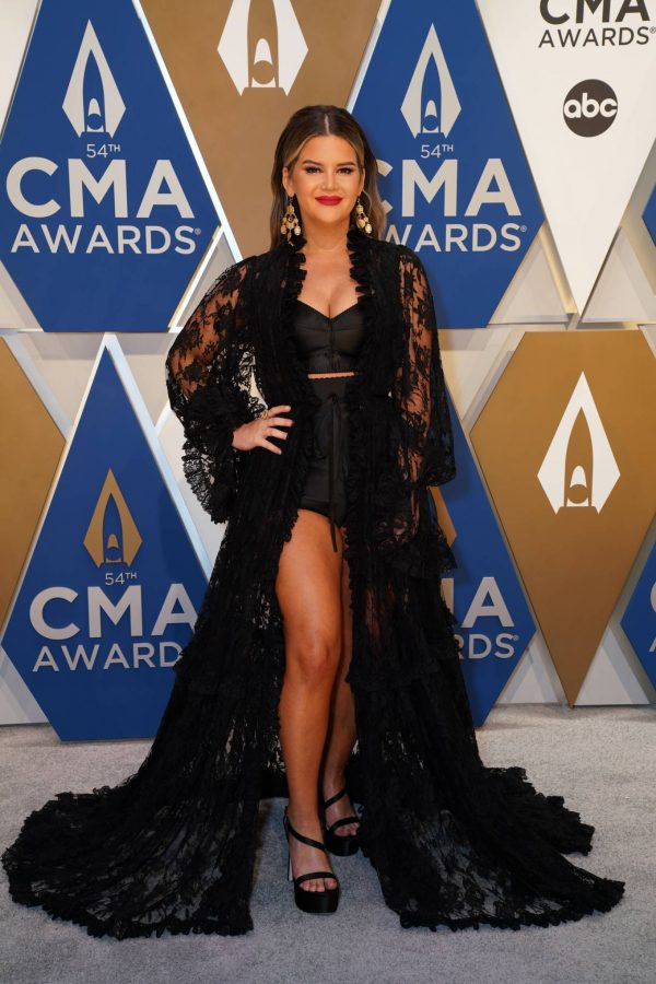 Maren Morris 2020 CMA Awards in Nashville 02