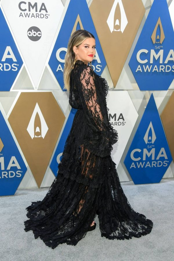 Maren Morris 2020 CMA Awards in Nashville 06