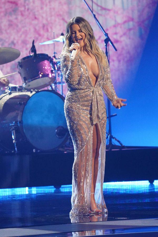 Maren Morris 2020 CMA Awards in Nashville 07