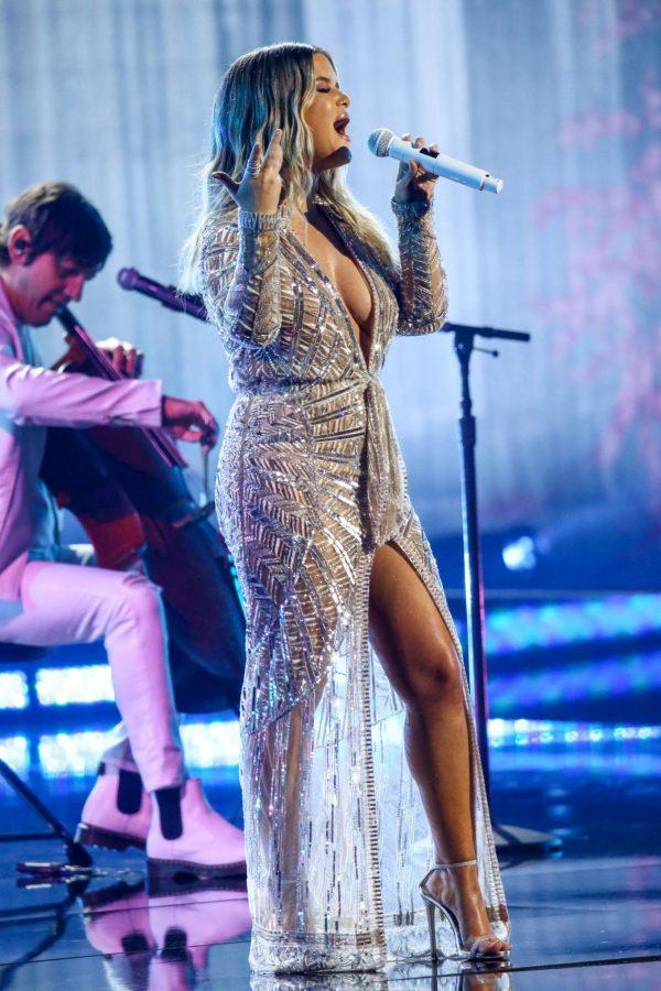 Maren Morris 2020 CMA Awards in Nashville 09