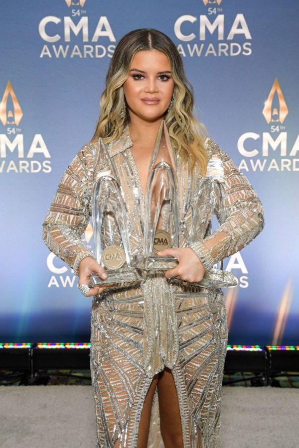 Maren Morris 2020 CMA Awards in Nashville 10