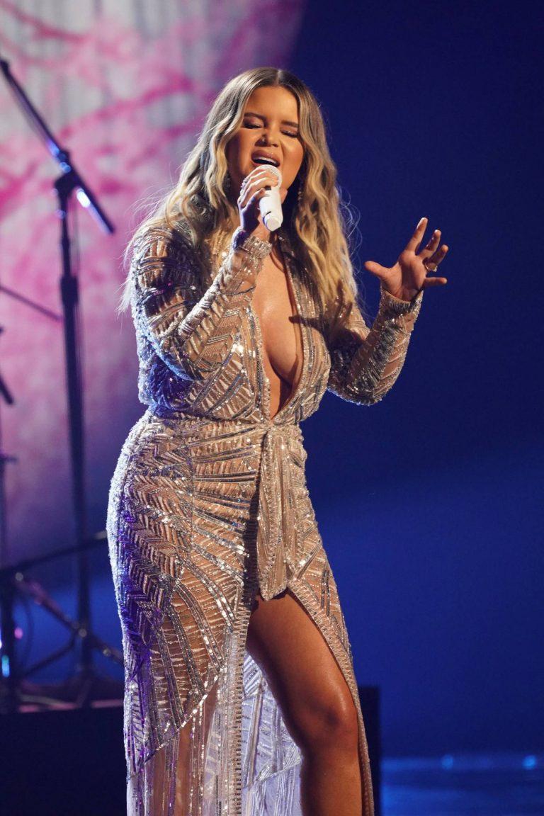 Maren Morris 2020 CMA Awards in Nashville 12