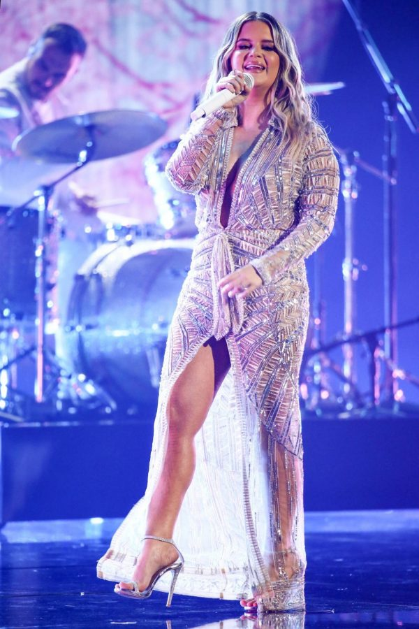 Maren Morris 2020 CMA Awards in Nashville 13