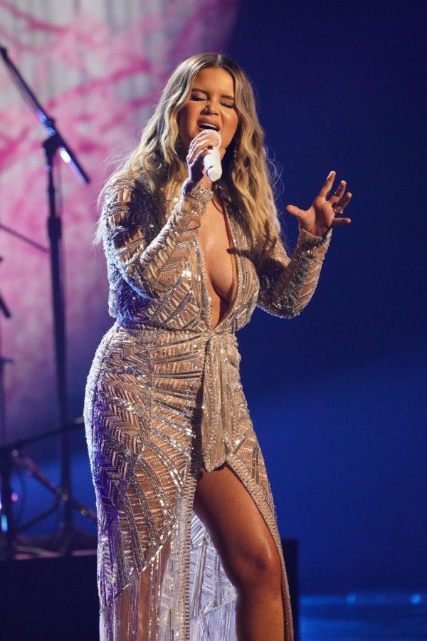 Maren Morris 2020 CMA Awards in Nashville 15