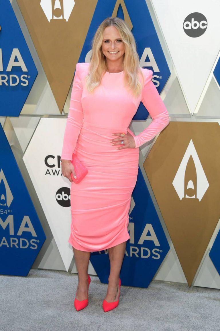 Miranda Lambert 2020 CMA Awards in Nashville 02