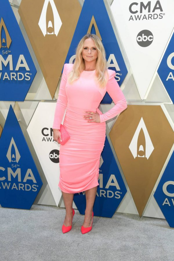 Miranda Lambert 2020 CMA Awards in Nashville 03