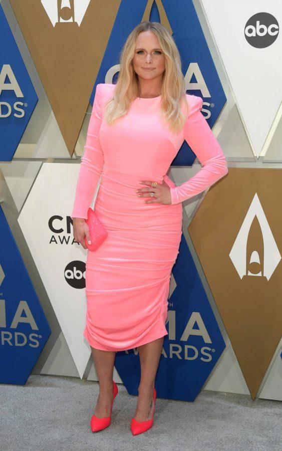 Miranda Lambert 2020 CMA Awards in Nashville 04