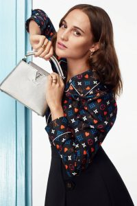 Alicia Vikander Louis Vuitton Journey Home for the Holidays 2020 Collection 03