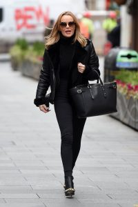 Amanda Holden Look classy while leaving the Global Studios in London 04