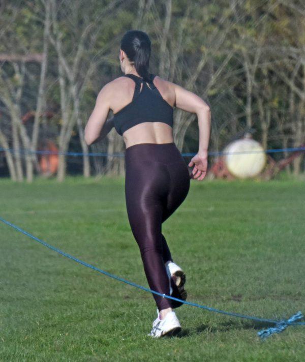 Amanda Lamb Gym Workout in Richmond 03