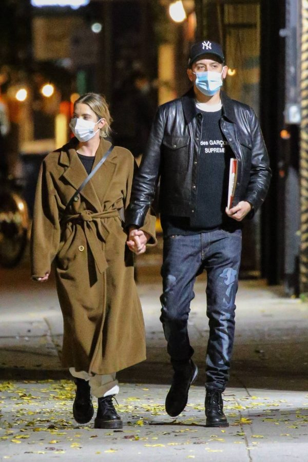 Ashley Benson and G Eazy Step out for a stroll in New York 06