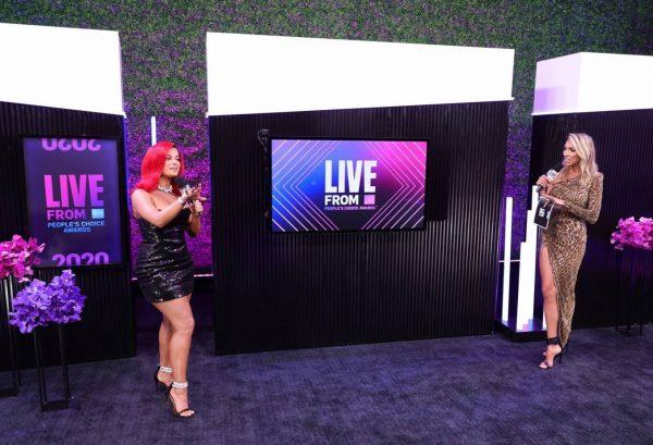 Bebe Rexha 2020 E Peoples Choice Awards in Santa Monica 05