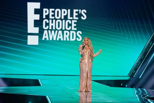 Demi Lovato 2020 E Peoples Choice Awards in Santa Monica 05