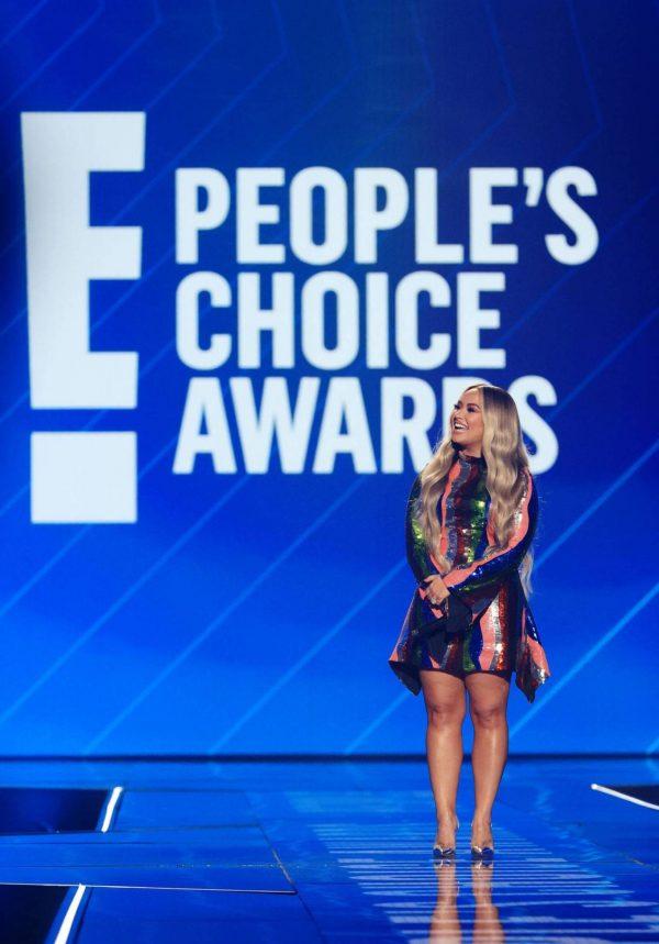 Demi Lovato 2020 E Peoples Choice Awards in Santa Monica 07
