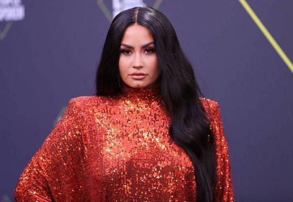 Demi Lovato 2020 E Peoples Choice Awards in Santa Monica 23