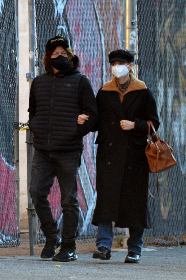 Diane Kruger and Norman Reedus Stroll in New York 04