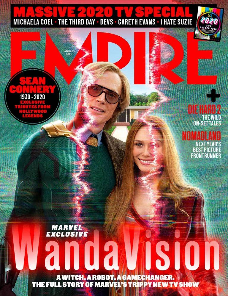 Elizabeth Olsen Empire Magazine January 2021 01