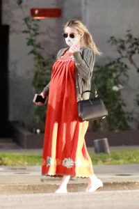 Emma Roberts Seen while out in Los Feliz 04
