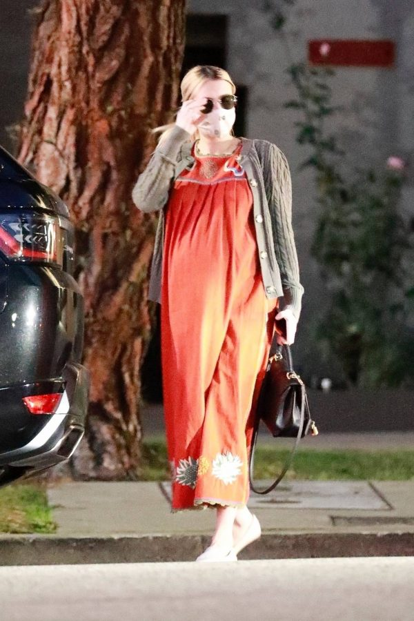Emma Roberts Seen while out in Los Feliz 09