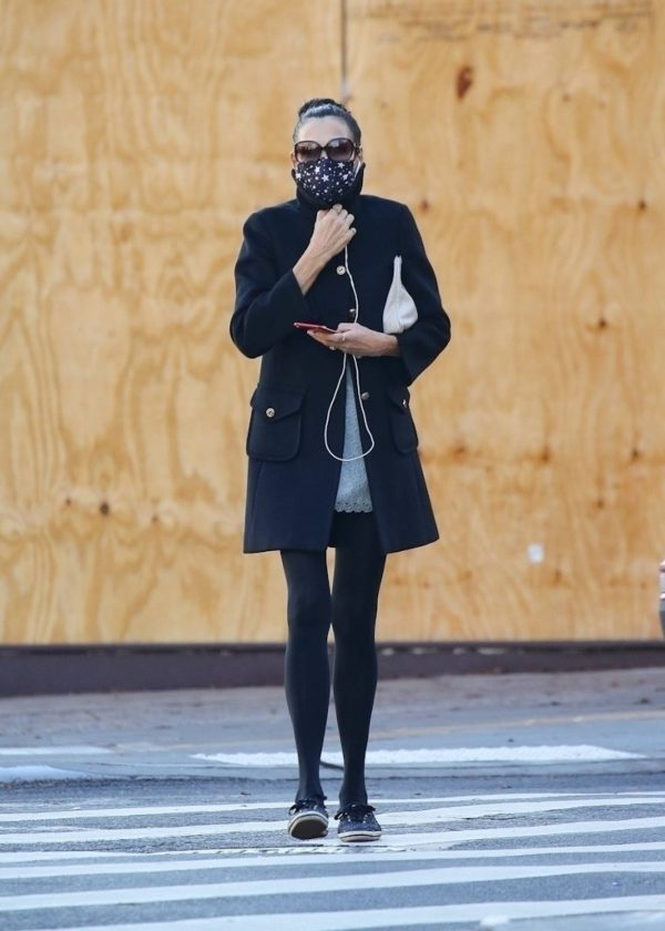 Famke Janssen Looks chic while out in NY 03
