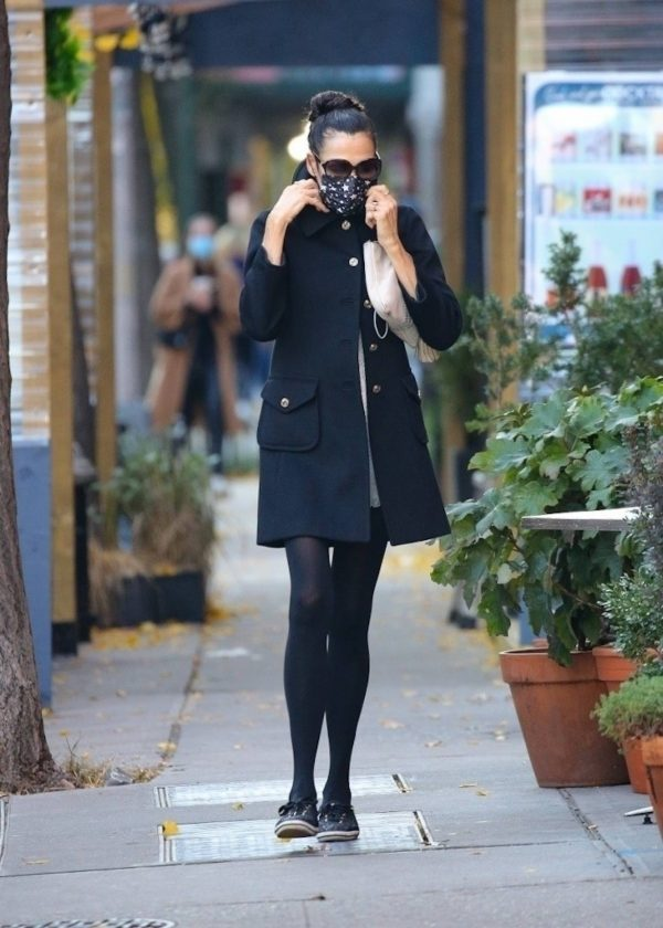Famke Janssen Looks chic while out in NY 07