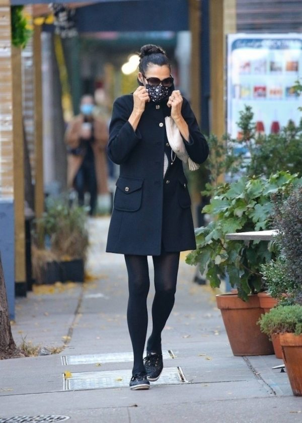 Famke Janssen Looks chic while out in NY 08