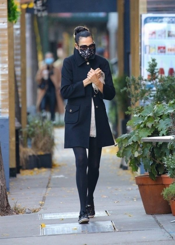 Famke Janssen Looks chic while out in NY 10