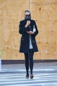 Famke Janssen Seen out in New York 09
